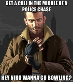 GTA Grand Theft Auto Logic