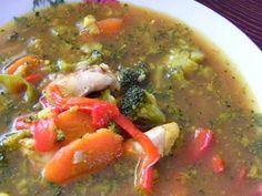 Fűszeres immunerősítő leves Salsa, Mexican, Ethnic Recipes, Food, Cilantro, Eten, Meals, Salsa Music, Diet