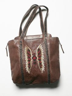 Old Gringo Firebird Tote at Free People Clothing Boutique