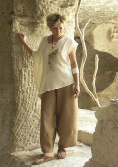 Стиль БОХО для зрелых женщин