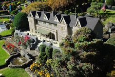 Manor House Hotel at Bekonscot, England