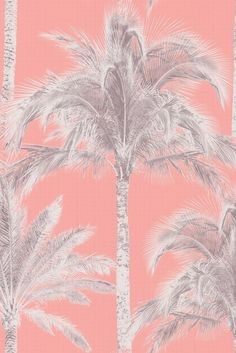 This wallpaper design is so fablous it is even called Miami!