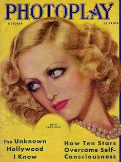 theladyingenue:  Joan Crawford ❤️