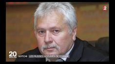 Tricherie aux JO d'hiver à Sotchi ,la Russie accusée