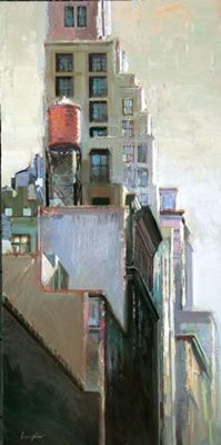 "Francis Livingston ~ ""City Edges"""