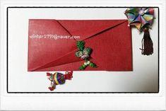 봉투만들기~^^* 설 세뱃돈 봉투, TK봉투 만들기~ 한 해가 지나고 새해가 시작되면 늘 새로운 계획과 함께...