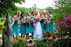 Your bridesmaids are a major part of your big day and they help a ton throughout the process to assure things go smoothly. Thank your lovely ladies with one of these great gifts to show them how much you appreciate them!