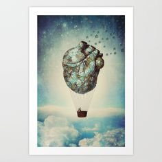 Buy The Unforgettable Love Journey 2 Art Print by belle13. Worldwide shipping available at Society6.com. Just one of millions of high quality products available.