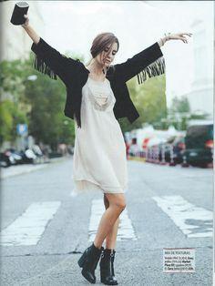 Gala Gonzalez, Asos, Estilo Blogger, Passion For Fashion, White Dress, Street Style, Inspiration, Beauty, Dresses