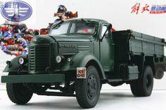Jiefang CA10 Faw 1:32 automobile truck model