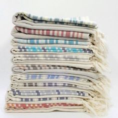 February 6th Vendor Spotlight | Pesh Towels  Pesh Towels are light weight making them great for travel, the beach, home & even as a scarf! Pesh Towels come from weavers who operate French-made Jacquard Weaving Looms made in the 70's, using peer Swiss-made punch-hole programming sheets for design. These durable machines and lasting techniques have been providing quality peshtemals to consumers for decades.  www.peshtowels.com Instagram @peshtowels