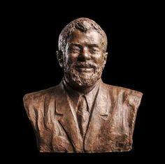 Lula ganha estátua em Bronze ao lado da Casa Branca - Portal Geledés