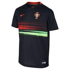 Nike Portugal Kids Away Stadium Soccer Jersey (Black, Red... http://www.amazon.com/dp/B00V16JO18/ref=cm_sw_r_pi_dp_-AJkxb163H1J4