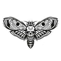 Moths black and white Fashion old fashioned boy names Bmth Tattoo, Lotusblume Tattoo, Throat Tattoo, Tattoo Drawings, Hand Tattoos, Sleeve Tattoos, Skull Butterfly Tattoo, Insect Tattoo, Moth Tattoo Design