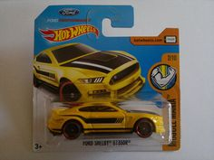 2017 - FORD Mustang ´2015 Shelby GT350R (Hot Wheels)