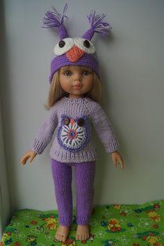 Весенний наряд на Паола Рейна 32 см. / Одежда для кукол / Шопик. Продать купить куклу / Бэйбики. Куклы фото. Одежда для кукол