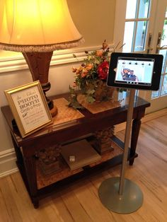 Desk Lamp, Table Lamp, Drafting Desk, Photo Booth, Home Decor, Table Lamps, Photo Booths, Decoration Home, Room Decor