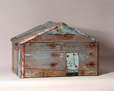 House No.6 - sculpture by Annalisa Ramondino