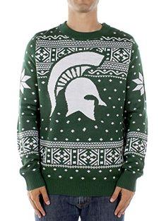 Men's MiChigan State University Sweater: Medium Tipsy Elves https://www.amazon.com/dp/B015GK9E0K/ref=cm_sw_r_pi_dp_x_1cM9zb0M0MT1G