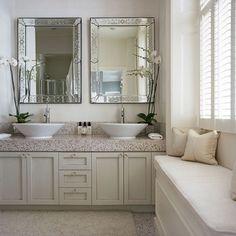 Stow Away | Classic bathroom decorating ideas - 10 of the best | housetohome.co.uk