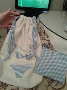 f2bb1032f Handmade Cott n Gift Bags for your Guests and Customers - CottnLove. Porta  CalcinhaCalcinha E SutiaOrganizador ...