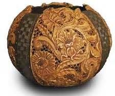 Free gourd carving patterns free gourd carving patterns for Gourd carving patterns
