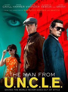 The Man From U.N.C.L.E. - Mobile Site