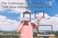 "The Latinos on Time Magazine's ""100 Most Influential People"" list – Hispanic Houston http://ow.ly/M0C4g #hispanichou"