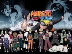 """Naruto Shippūden (NARUTO−ナルト− 疾風伝) No podía faltar, nuestro querido Uzumaki Naruto, ninja adolescente de Konoha que tiene sellado dentro de él, el """"Zorro Demonio de Nueve Colas"""", Kyūbi, lo que propicia que la gente de la aldea le rechace por ello. Ha crecido sin padres, vive solo, pero no por ello pierde la sonrisa y sus ganas de esforzarse siempre al máximo incluso agotado, no piensa, actúa para ayudar y proteger a sus amigos."""