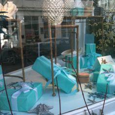 Tiffany Style Window on Nantucket