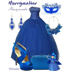A fashion look from May 2013 featuring flower costume, peep-toe pumps and beaded clutches. Browse and shop related looks. Masquerade Ball Party, Masquerade Dresses, Masquerade Costumes, Halloween Costumes, Disney Prom, Disney Dress Up, Disney Themed Outfits, Disney Bound Outfits, Maskerade Outfit