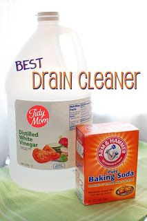 Frugal-Freebies.com: Did You Know? Drain-O, or any other clog busting chemical, eventually eat away at your rubber seals. Here is a safer and cheaper drain cleaner: I have personally used this tip in the past for clogged drains - and it really did work! Photo credit: tidymom.net
