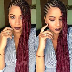 They are simple… | 17 Photos That Prove Cornrows Are For Black Girls