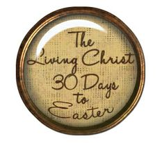 blog button living christ copy by Cranial Hiccups, via Flickr