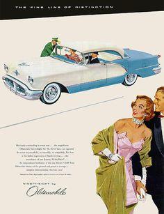 1956 Olds Brochure