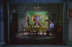 Gregory Crewdson: Untitled (Sunday Roast), 'Beneath the Roses' 2005 Digital carbon print