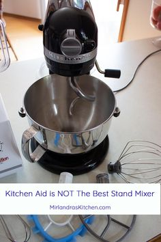 KitchenAid no longer makes the best stand mixer! I put three stand mixers throu. Asian Recipes, Mexican Food Recipes, Beef Recipes, Vegetarian Recipes, Cookbook Recipes, Fruit Recipes, Best Stand Mixer, Stand Mixers, Cooking Tools