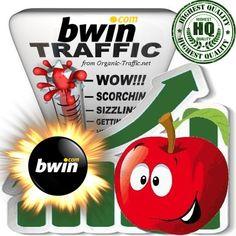 Buy bwin,com Web Traffic