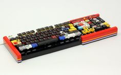 The working Lego keyboard of your nerdy dreams is here via @CNET