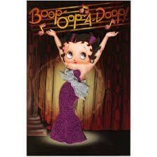 Betty Boop ......that's show biz!