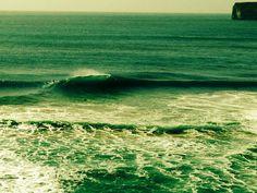 """Beliche beach (""""Praia de Beliche"""") in Sagres southern coastline of the Algarve."""