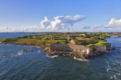 Suomenlinna Island, Helsinki, Finland. An ideal day or half-day trip from Helsinki is to pack a picnic and take the regular ferry to Suomenlinna Fortress. A great deal of Helsinki's history was shaped here - the UNESCO World Heritage Listed fortress