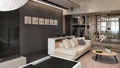 biały nowoczesny salon 4