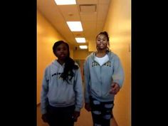 Nalaya and Nastassja slam poem...Confronting A Bully