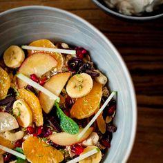 Leckerer und gesunder Obstsalat zum Frühstück im Spindler | creme berlin