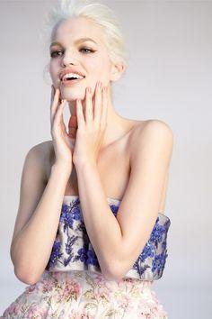 Beautifully fresh. Dior make-up look. Daphne Groeneveld