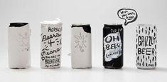 Monarchy Beer Packaging