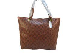 Gucci Handmade Sand Silver Cb Shoulder Bags