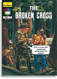 Broken Cross (The Crusaders Book 2) PDF