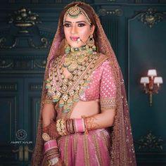 Indian Bridal Fashion, Indian Wedding Outfits, Bridal Outfits, Indian Outfits, Bridal Lehenga, Saree Wedding, Lehenga Choli, Bollywood Lehenga, Wedding Dress